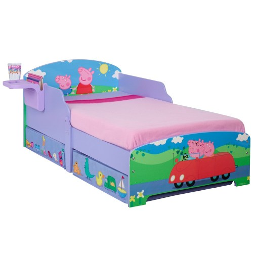 Medium Of Toddler Bed With Mattress