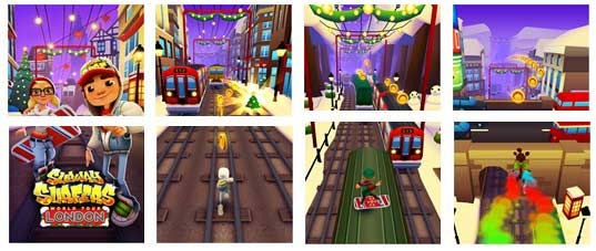 Subway Surfers for Windows Phone is avaliable