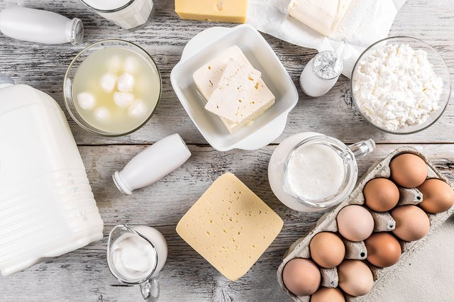 To eat dairy or not to eat dairy?