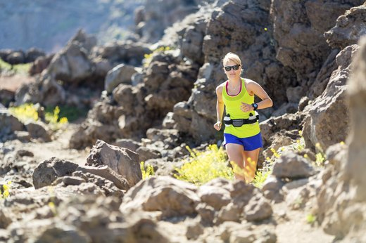 One Advantage of Outdoor Running: Variety of Surfaces