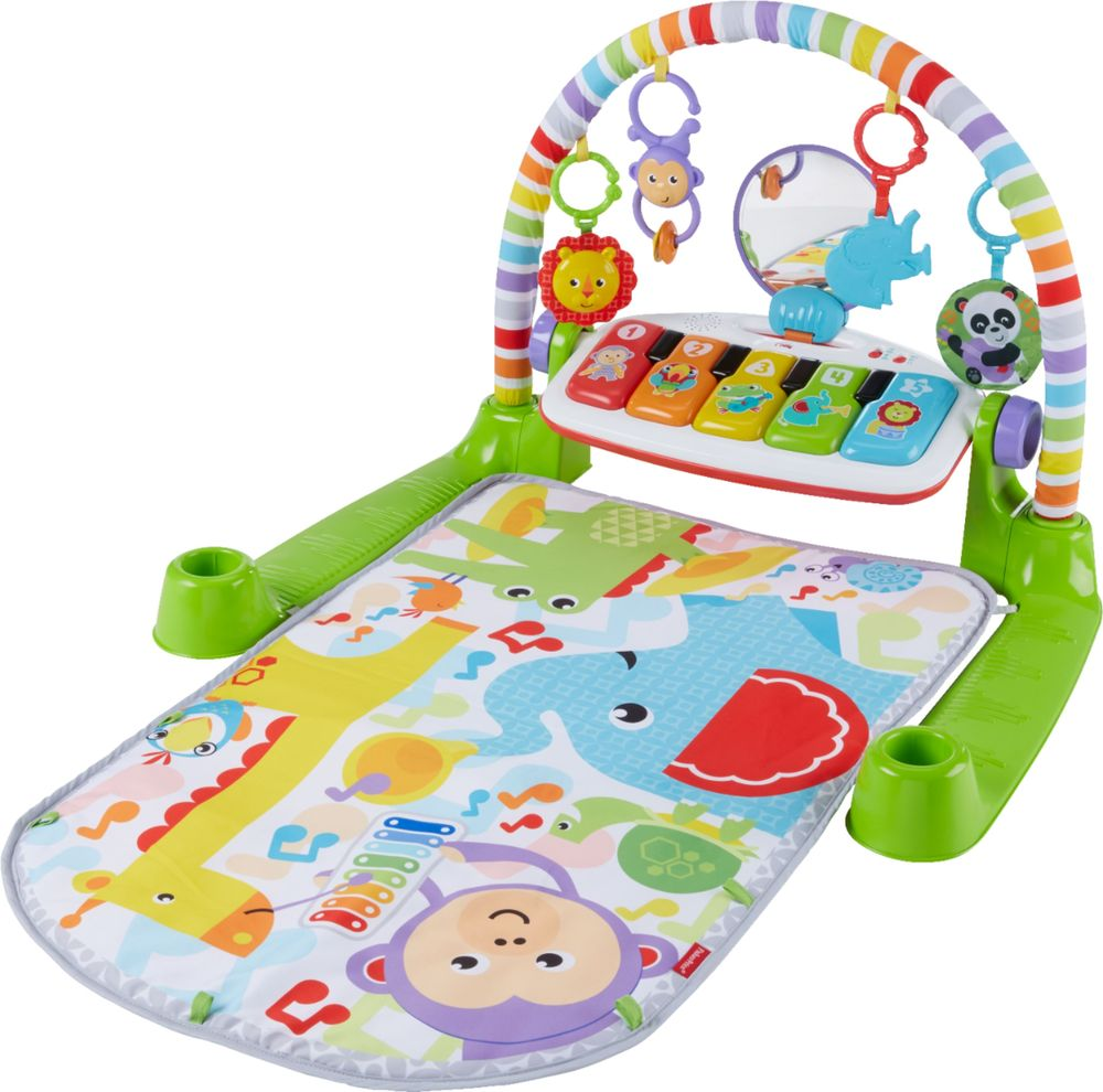 Exciting Kick Play Piano Gym Multi Kick Play Piano Gym Multi Aaa Discounts Fisher Price Piano Play Gym Fisher Price Piano Activity Mat baby Fisher Price Piano