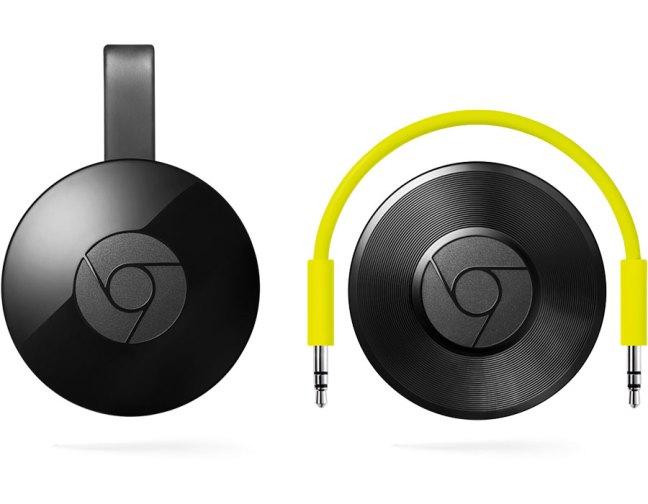 Chromecast y Chromecast Audio