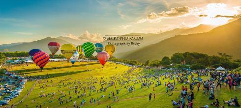 臺灣熱氣球嘉年華
