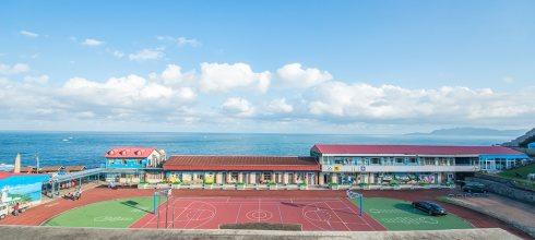 【台北】。全台最美的海邊小學鼻頭國小、鼻頭角步道稜谷步道