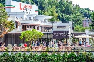 【台中】。大坑白色景觀餐廳好拍照「Le NINI 樂尼尼義式餐廳」中價位!