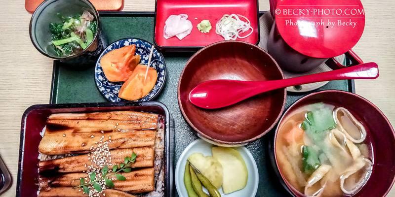 【宮城】。仙台車站附近餐廳:鰻定食三吃(穴子) @すが井 別館!仙台商店街餐廳