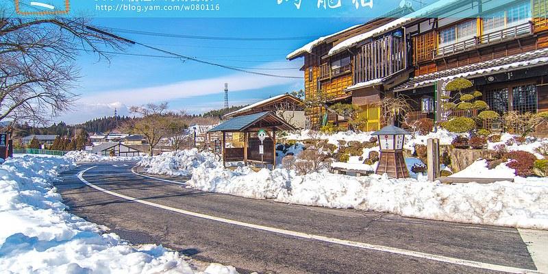 【日本】。300年前日本旅館老街是什麼樣子?這裡仍然保留著江戶時期濃厚的老街景像【岐阜縣中山道馬籠宿】
