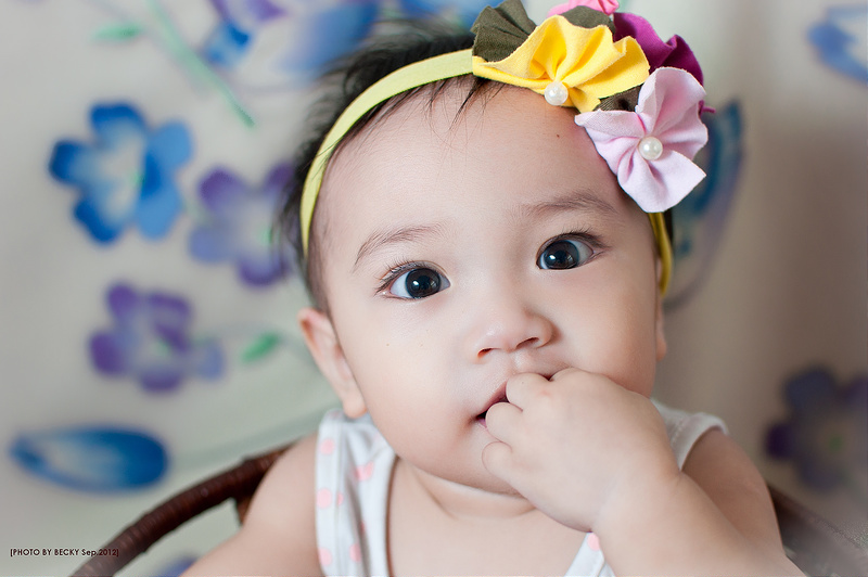 【人像】。 兒童攝影@室內拍攝 │ 大眼妹Miko