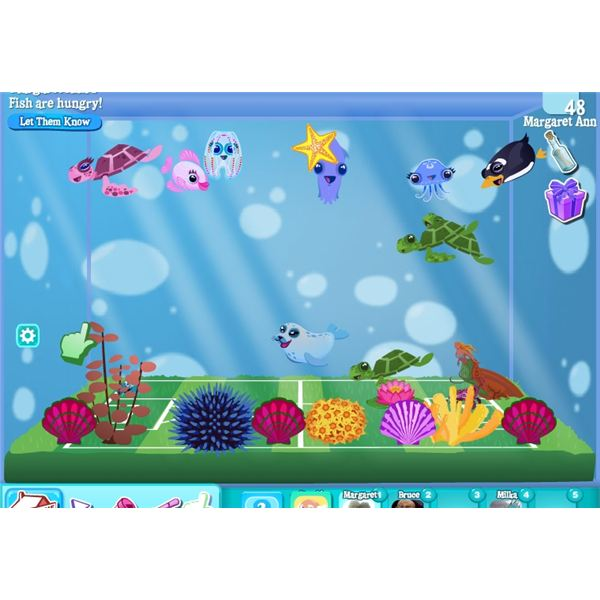 Download image Aquarium Fish Tank Games Online PC, Android, iPhone and