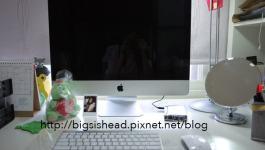 交往紀念8–莫名有很多日子加在一起送Apple iMac慶祝的八週年紀念~~~