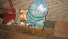 ●居家布置●我在台北的第一包垃圾