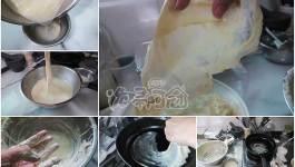 孕武週記 革命尚未成功的潤餅皮(孕W12/W151)