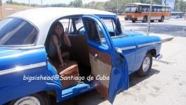 Cuba古巴遊記|終於在Santiago de Cuba買到客運車票,順便來個Taxi半日遊(蜜月之旅day11)