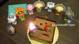 生日紀念–2011open家族來阿冠家慶生