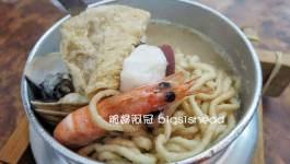 *說食話*台北石牌 味興鐵板炒飯(海鮮鍋燒意麵、炒飯炒麵、蚵仔煎、虱目魚肚粥)