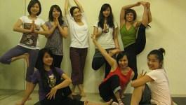 §我的瑜珈日記§Lulu瑜珈基礎師資培訓班結業式