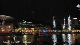 新加坡景點|克拉碼頭(Clarke Quay)夜生活區