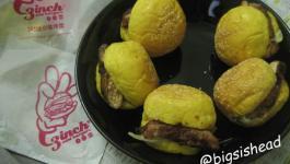 *說食話*台北士林 夜市3吋迷你燒烤堡(吃新奇)