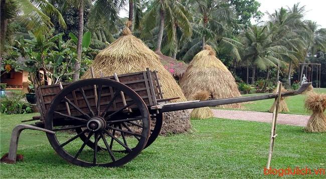làng du lịch bình quới Những điểm du lịch ở Sài Gòn