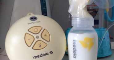 『育兒』哺乳之路最佳選擇,新世代Swing Maxi雙邊電動吸乳器(漢堡機)