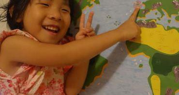 帶孩子從紙上另類的環遊世界- INDULGENCE , 【Awesome Maps】Kids世界地圖- 貼紙版