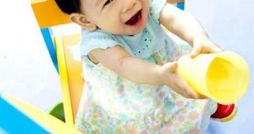 『媽的心情』孩子的笑容有最深最深的療癒效果