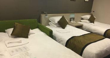 『東京快閃』新宿王子大飯店,視野佳、地點好、舒適也方便