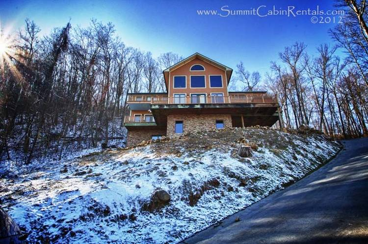Sky View Pigeon Forge Cabin Rentals 800 547 0948 Free