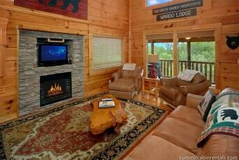 Taken at Wahoo Lodge  in Grand View (Sterling Springs) Resort TN