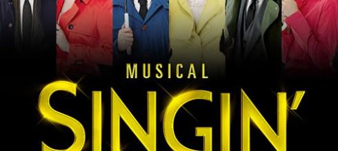 [韓國] 音樂劇,singin' in the rain,被偶像潑濕的機會來了!