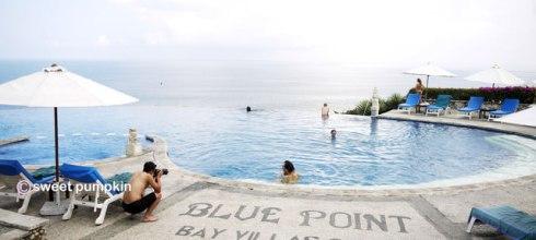 [旅遊] 峇里島,BluePoint,極致夢幻與浪漫的藍點灣飯店,環境篇