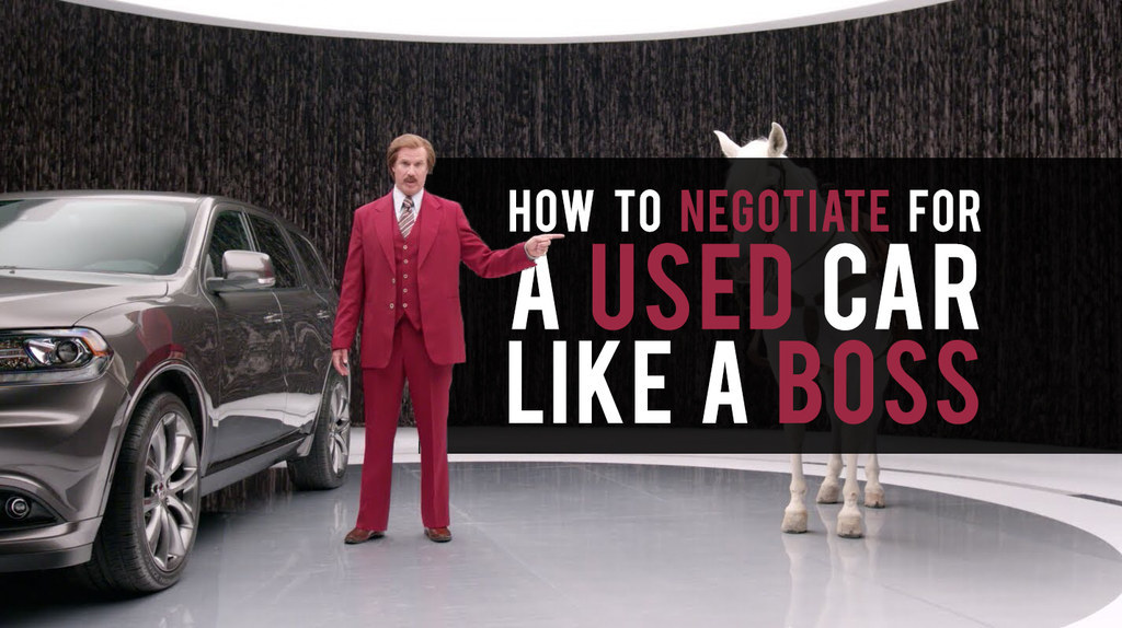 Here s How To Negotiate For A Used Car Like A Boss Share On Facebook Share
