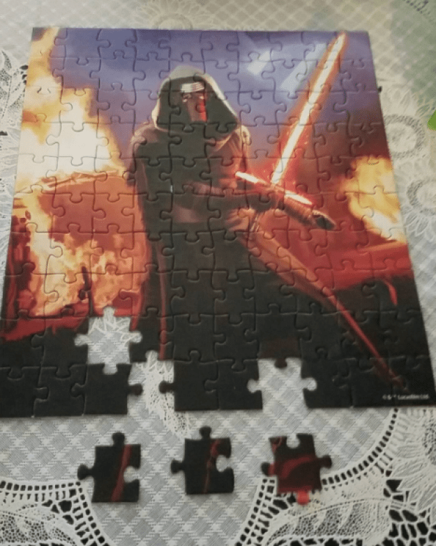 Some hateful puzzle-maker who wants to see people suffer: