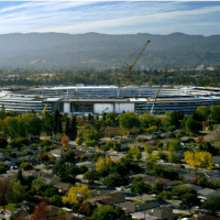 Apple's New Spaceship Campus Opens In April