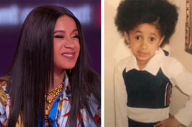 Cardi B As A Tattle Telling Kid Is The Only Meme That Matters Right Now