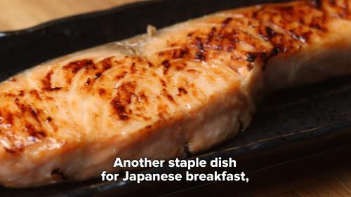 Joyous Miso Marinated Salmon Smoked Salmon Fillet Recipe By Tasty Salmon Steak Recipe Jamie Oliver Salmon Steak Recipes Grilled