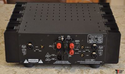 Audiophile Bryston ST 5B Power Amplifier Photo #1091290 - Canuck Audio Mart