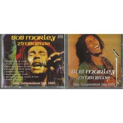 zimbabwe by BOB MARLEY, CD with rockinronnie