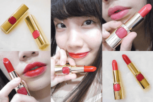 L'Oréal純色訂製唇膏-CP值爆表、平價版YSL!!!|L'Oréal Color Riche Moist Lipstick Review