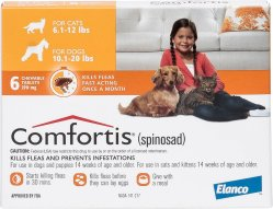 Small Of Comfortis Without A Vet Prescription