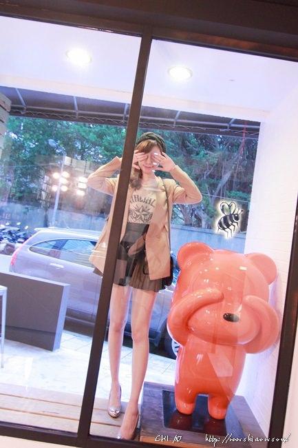 限時。是熊 x 溫妮這一天穿搭!