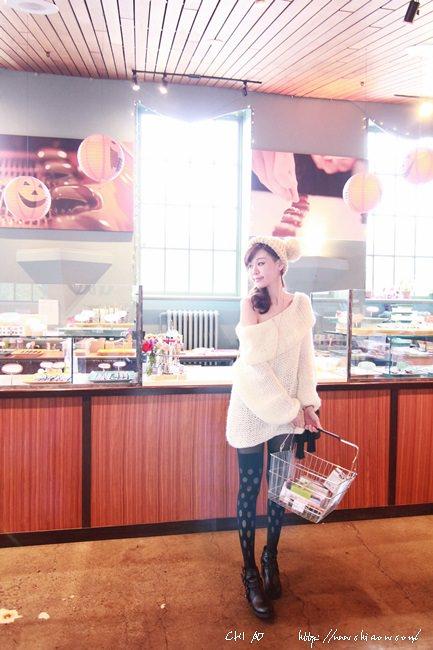 西雅圖吸血鬼的早午餐Toulouse Petit x THEO有機巧克力工廠