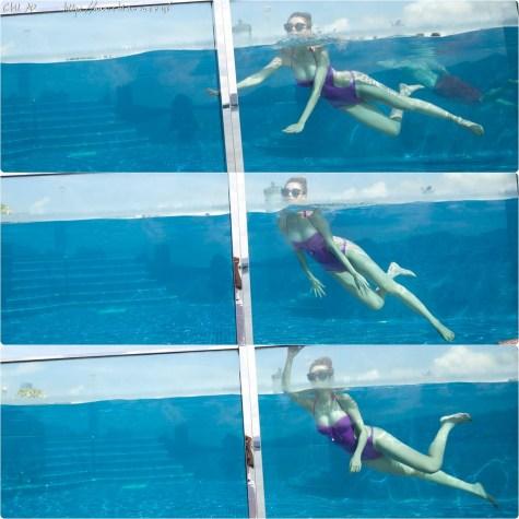 Hong Kong泳池邊的無敵海景x愛度假Avalanche巴西泳裝