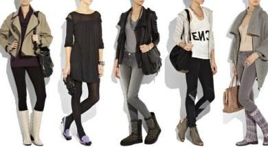 愛時尚。質感秋冬鞋