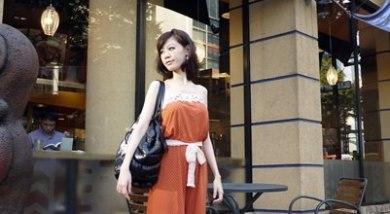 有涼意的東京遊穿搭。秋服來了!