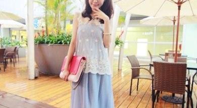 限時招待。韓系渡假洋裝夏日裡。NINI SHOP(下)