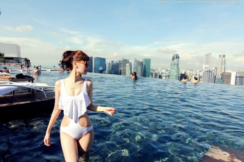 新加坡金沙酒店_day3幸福的一刻
