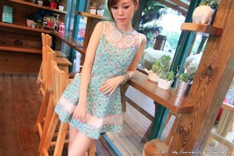 限時。穿上夏天我愛的洋裝NiNi Shop(上)