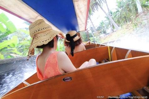 热血曼谷_丹嫩莎朵水上市场