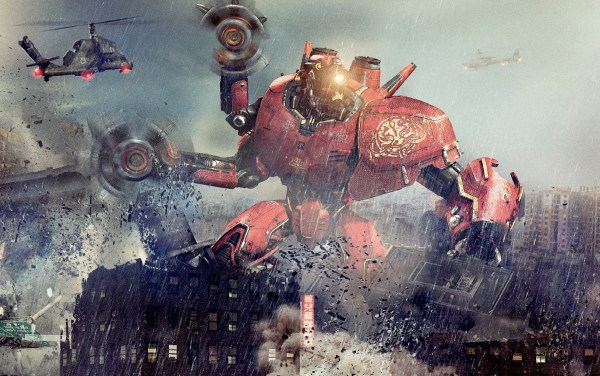 China's jaeger, Crimson Typhoon.
